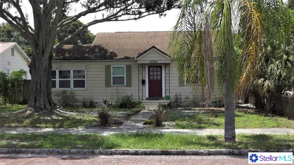 4320 3RD Avenue N, St Petersburg, FL 33713 is now new to the market!