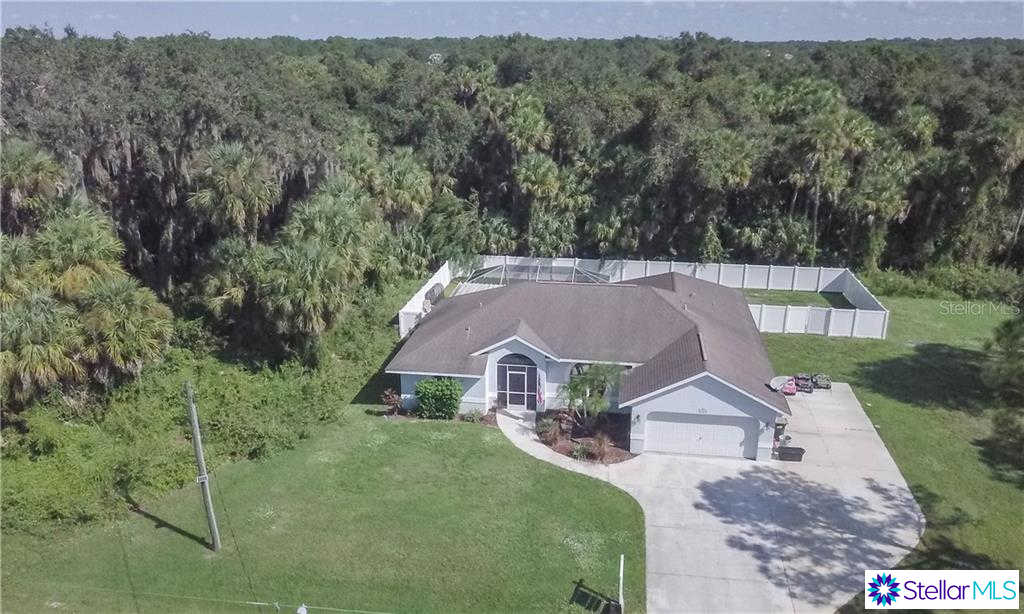 3050 Kaabe Avenue, North Port, FL 34288 is now new to the market!