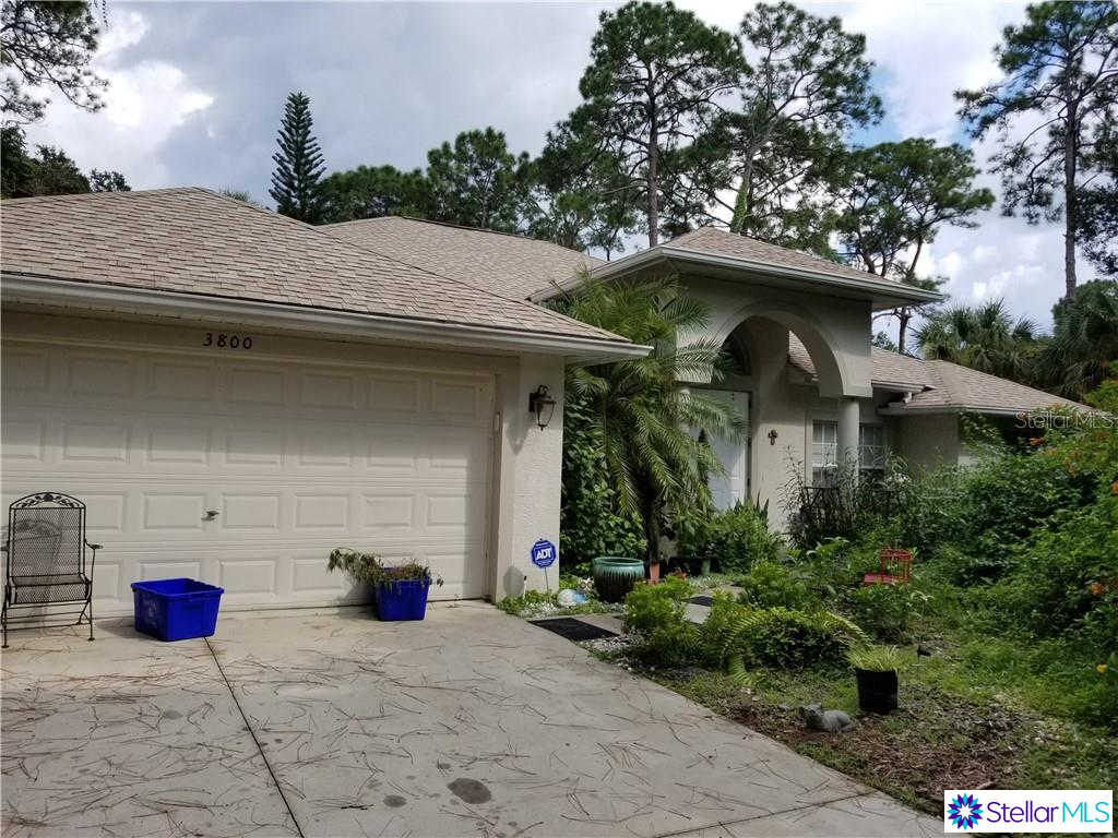 3800 S Salford Boulevard, North Port, FL 34287 is now new to the market!