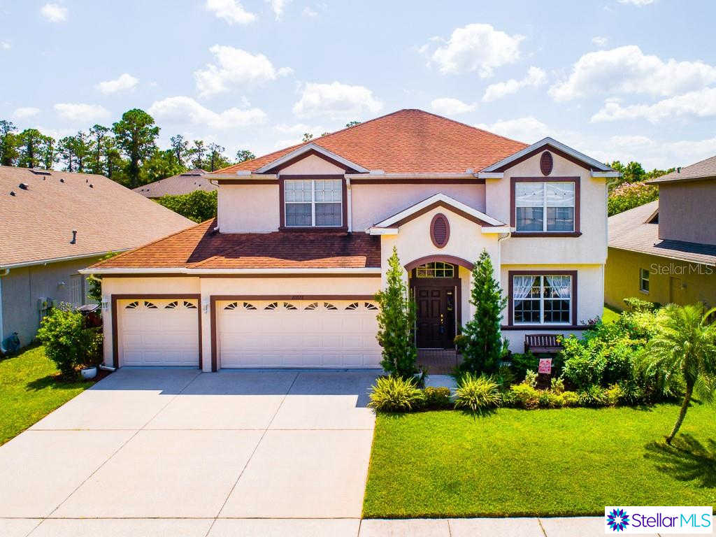 27028 Firebush Drive, Wesley Chapel, FL 33544 now has a new price of $369,000!