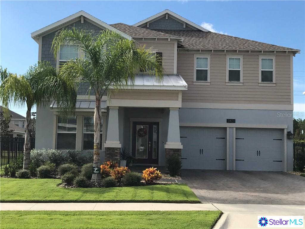 3431 Shallow Cove Lane, Clermont, FL 34711 is now new to the market!