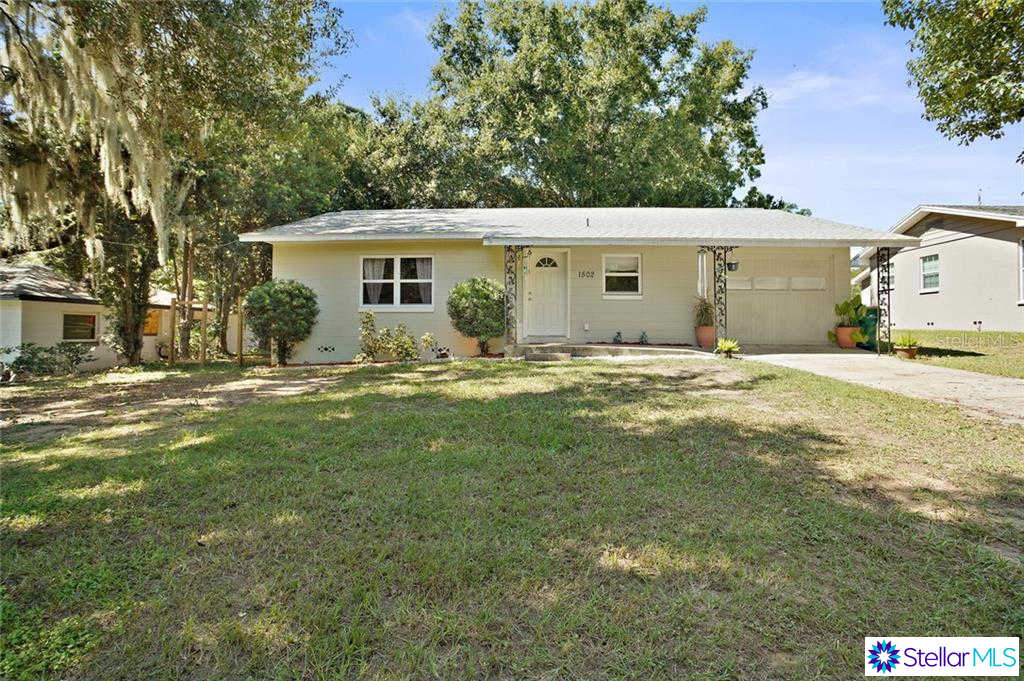 1502 Tyringham Road, Eustis, FL 32726 is now new to the market!