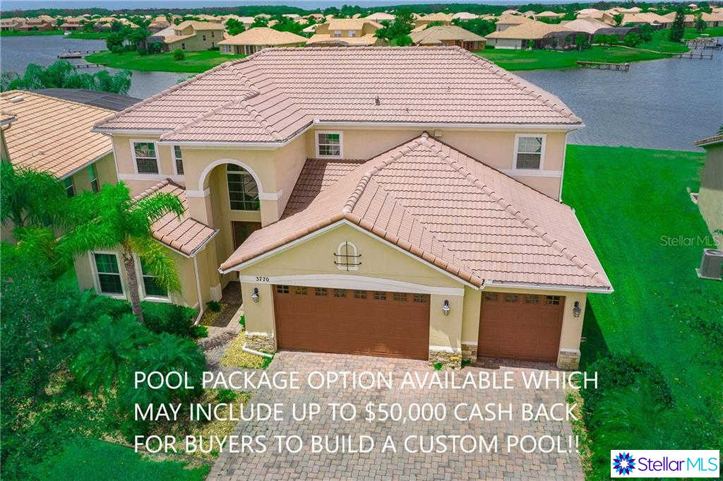 3770 Eagle Isle Circle, Kissimmee, FL 34746 now has a new price of $400,000!