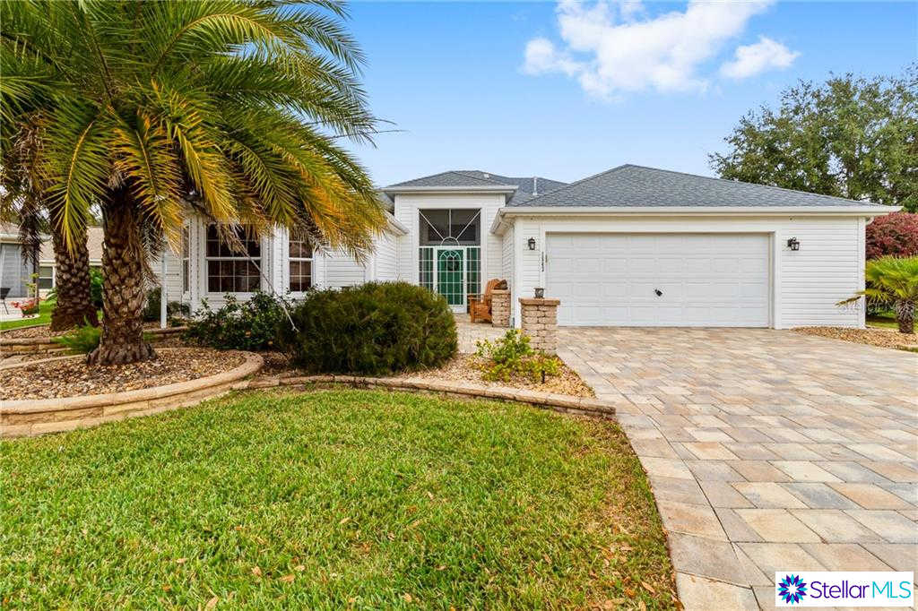 1543 Olar Court, The Villages, FL 32162 now has a new price of $425,000!