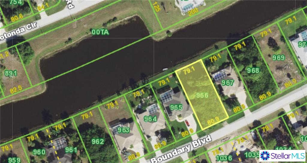 1110 Boundary Boulevard, Rotonda West, FL 33947 is now new to the market!