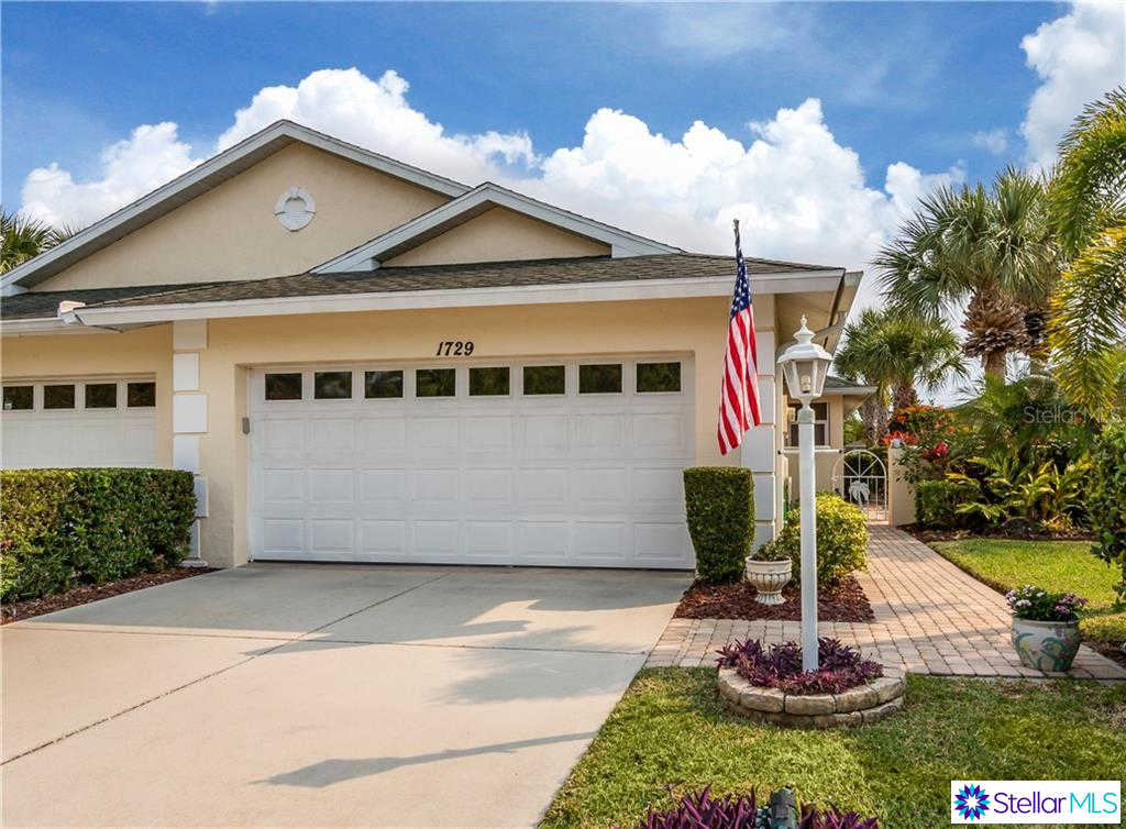 1729 Fountain View Circle, Venice, FL 34292 is now new to the market!