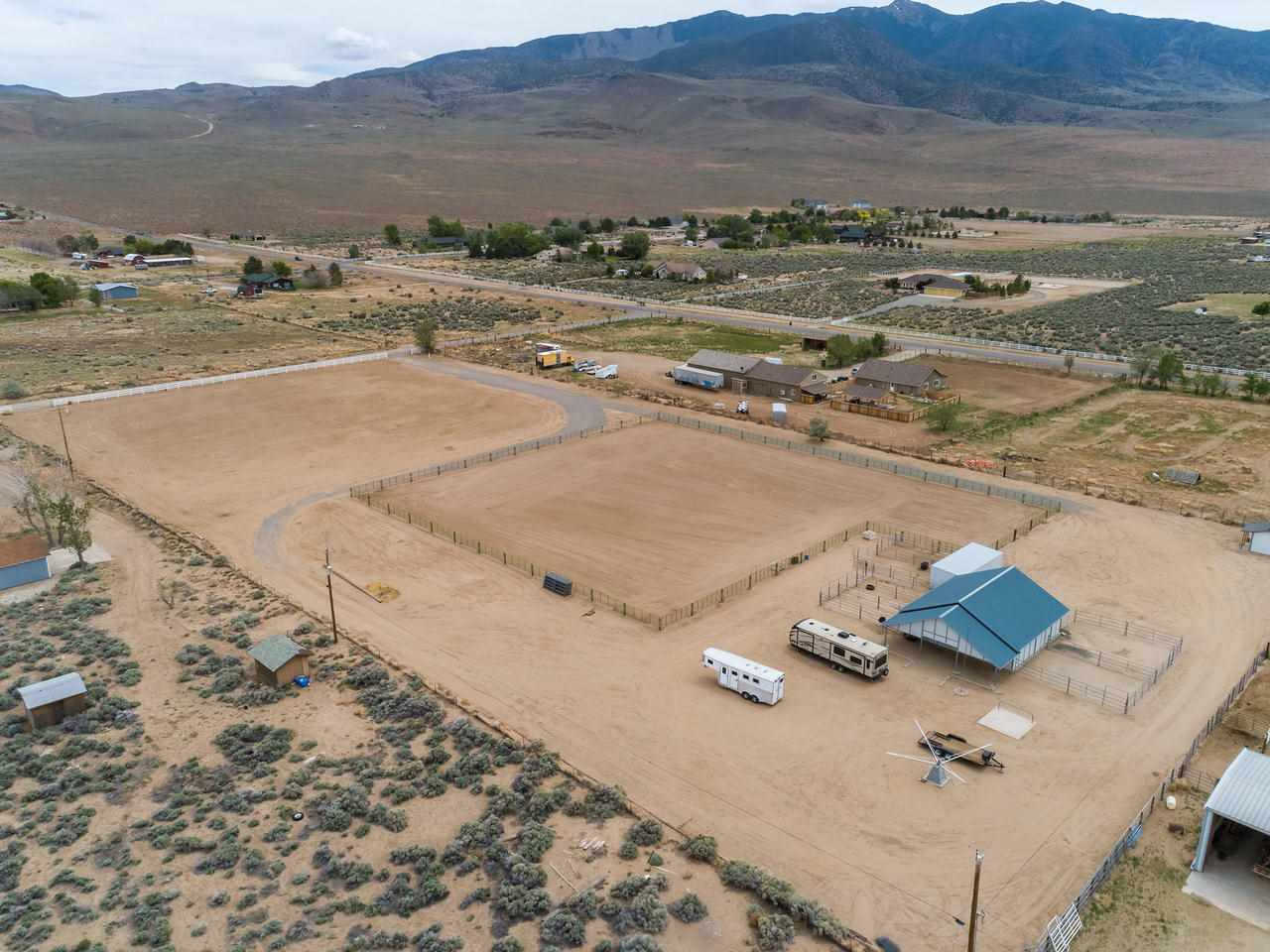 110 Potosi Rd, Dayton, NV 89403-9528 is now new to the market!