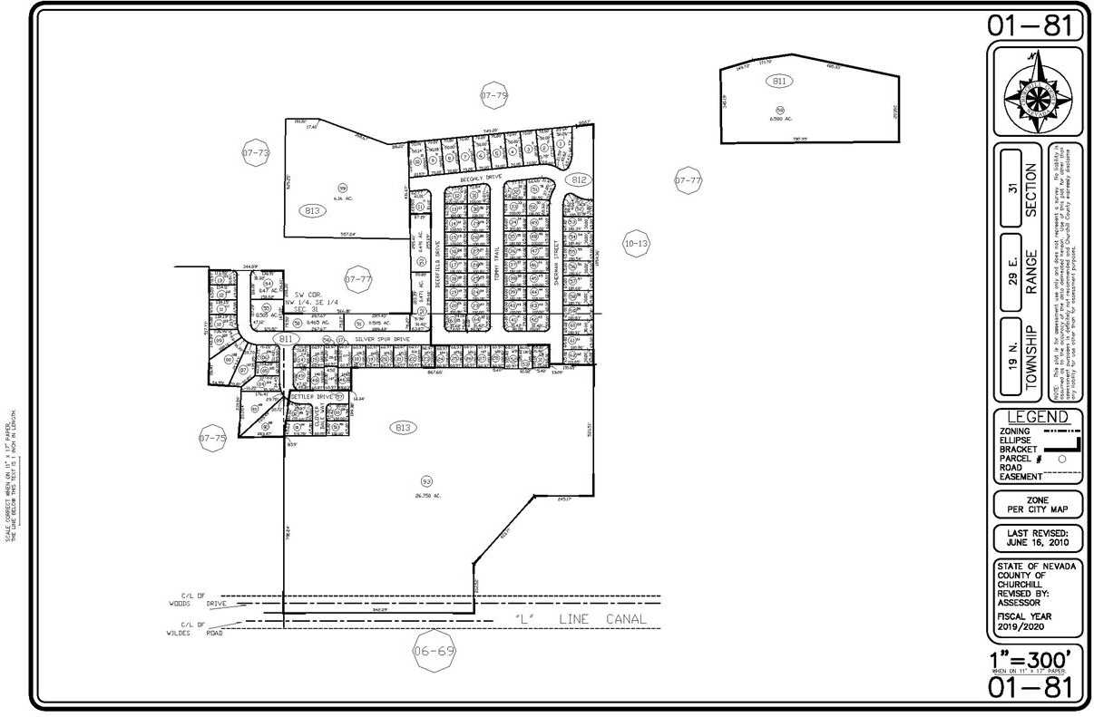 0 Wood Drive, Fallon, NV 89406 is now new to the market!