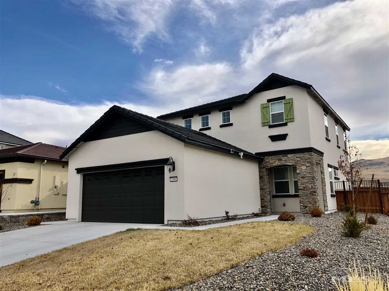 2506 Michelangelo, Sparks, NV 89434 is now new to the market!
