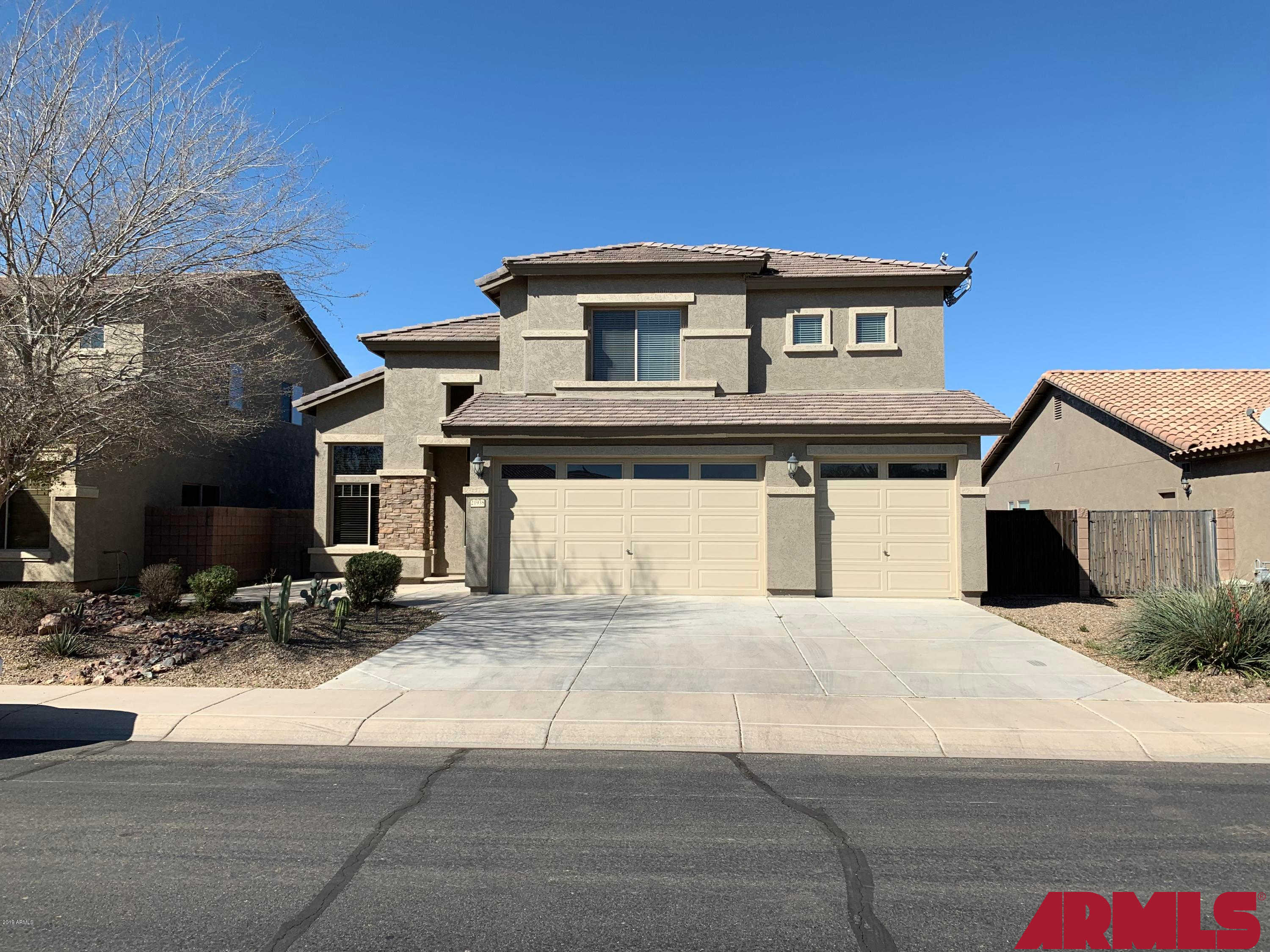 Another Property Sold - 21938 N Sunset Drive, Maricopa, AZ 85139