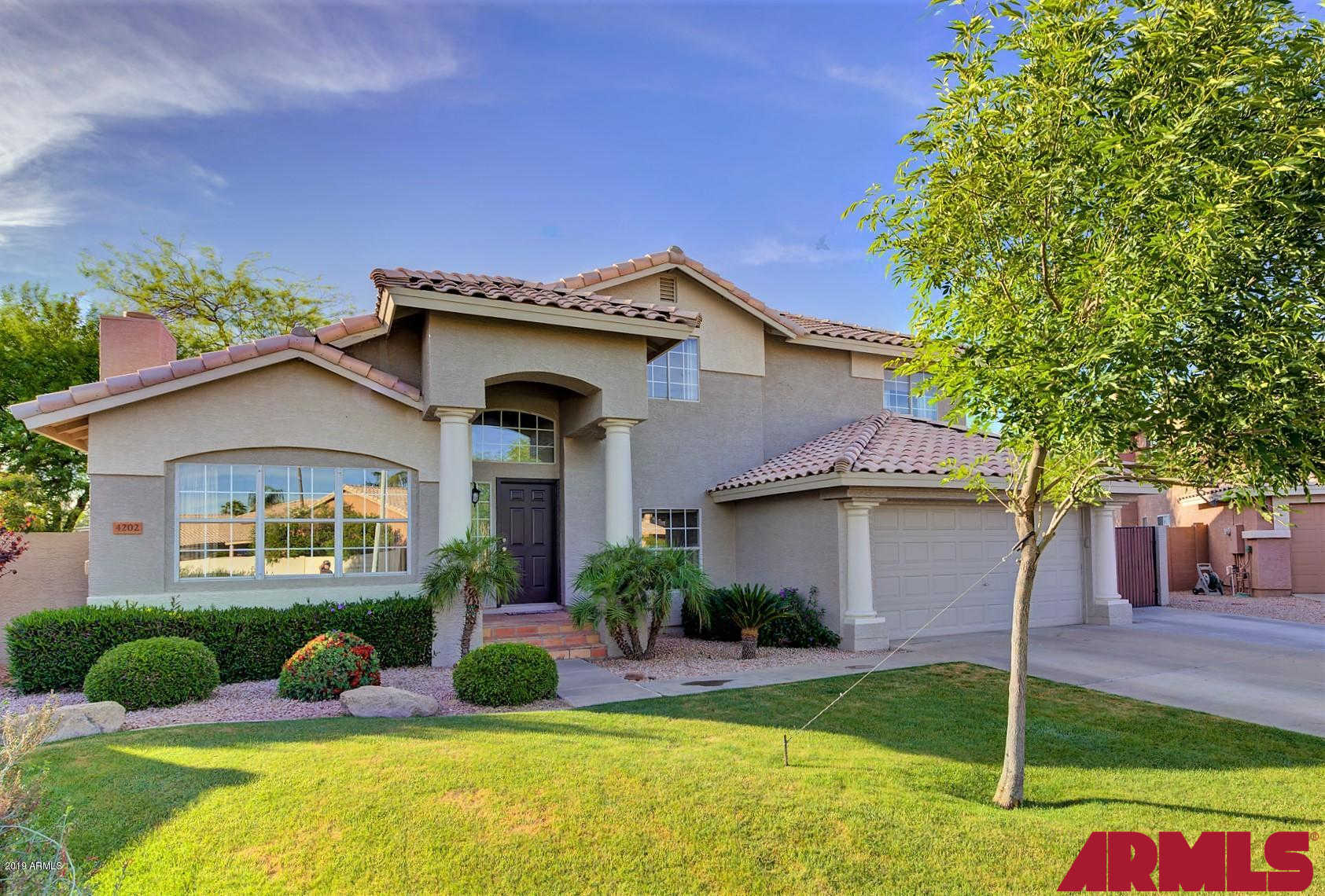 4202 E Terrace Avenue, Gilbert, AZ 85234 is now new to the market!