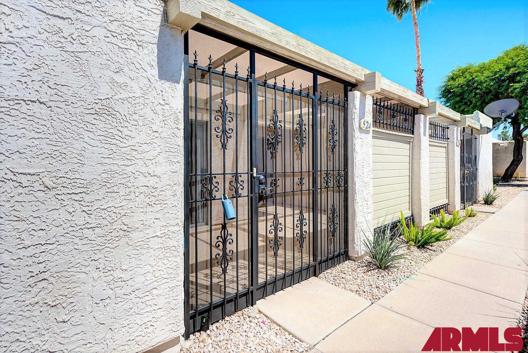 524 S Allred Drive, Tempe, AZ 85281 now has a new price of $162,500!
