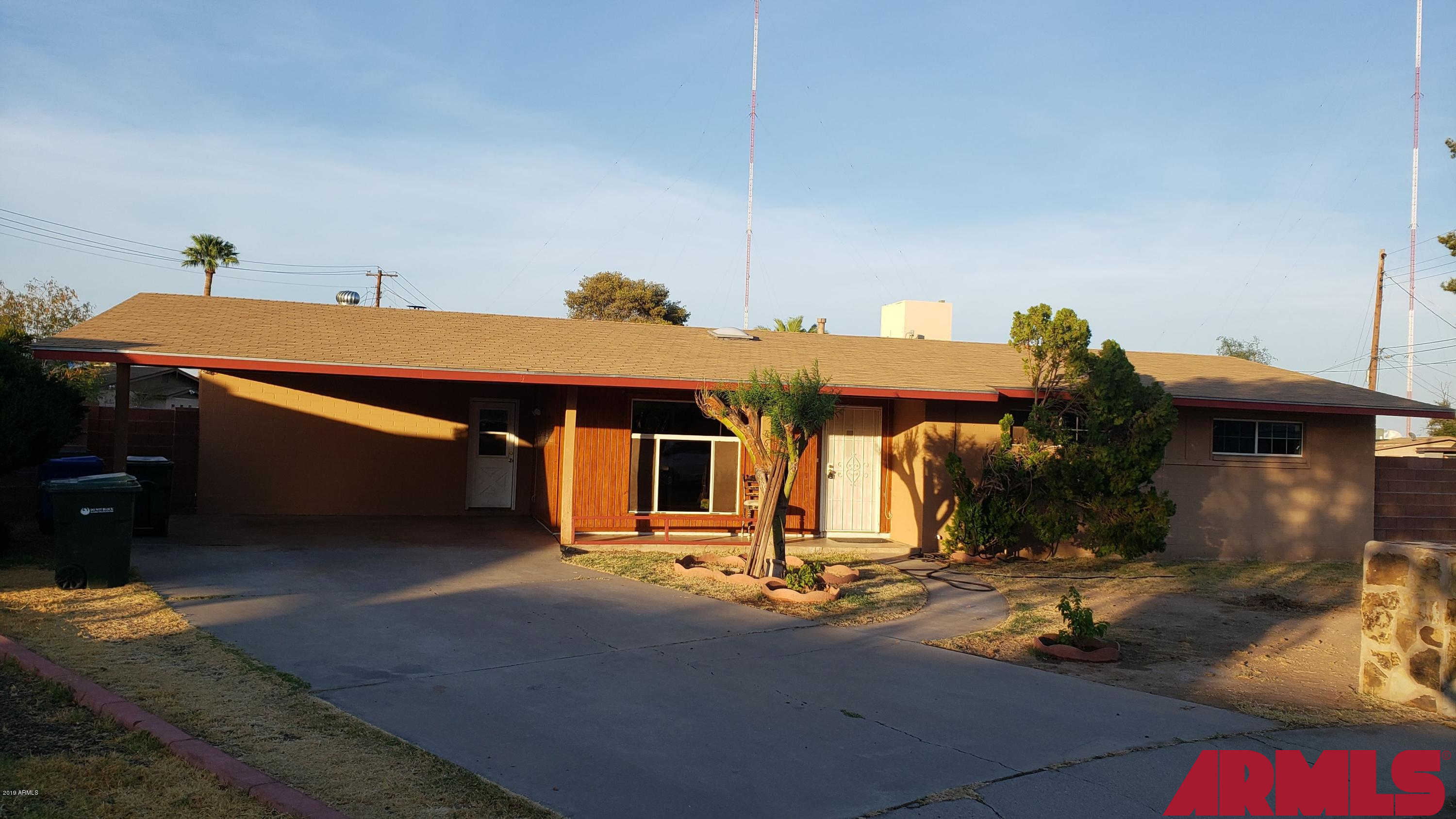 6641 N 30TH Lane, Phoenix, AZ 85017 is now new to the market!
