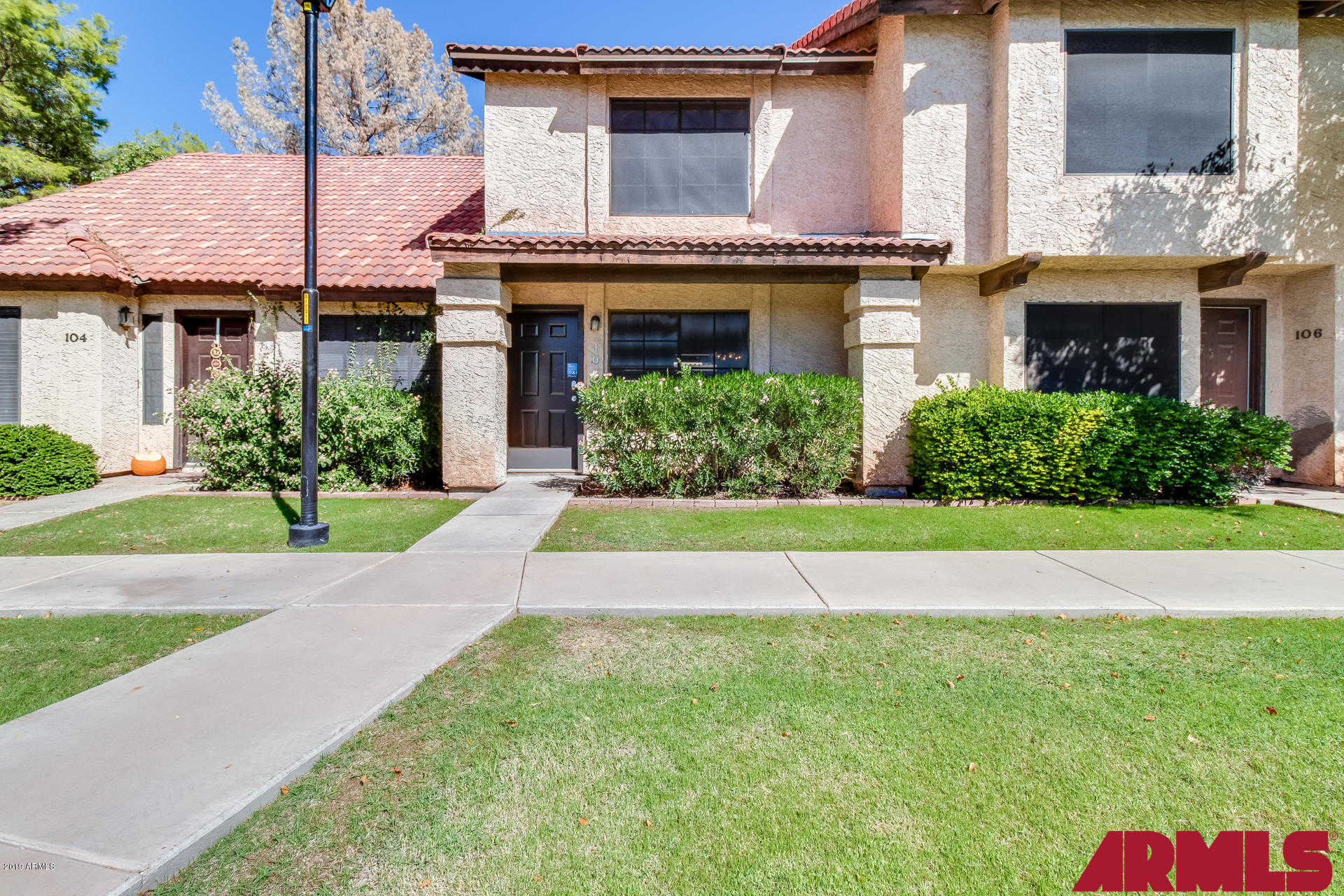 Another Property Sold - 3719 E Inverness Avenue #105, Mesa, AZ 85206