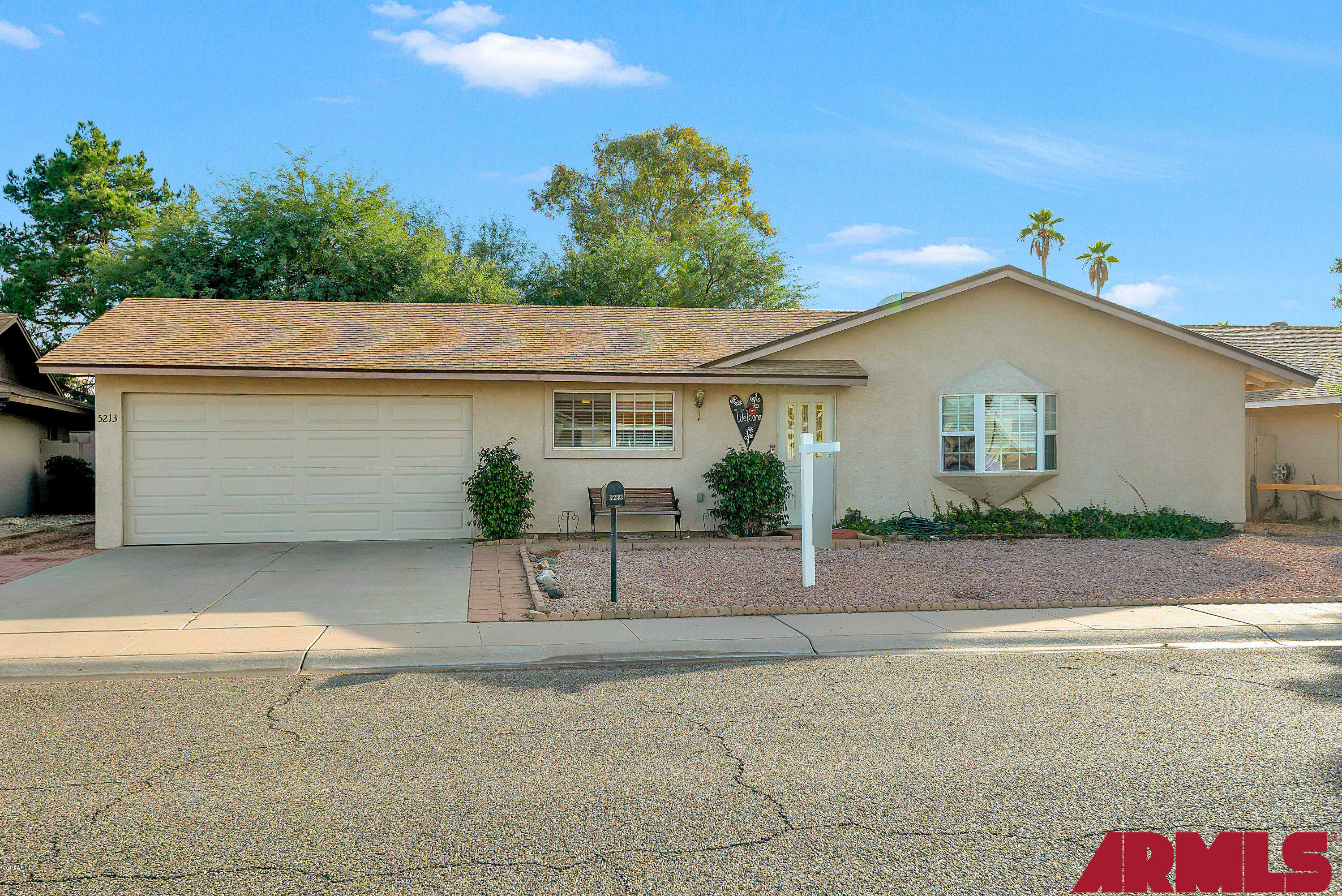 5213 W Evans Drive, Glendale, AZ 85306 is now new to the market!