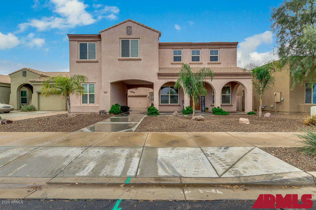 21573 S 215TH Street, Queen Creek, AZ 85142 now has a new price of $444,900!