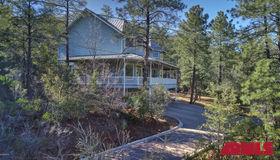 6768 W Hardscrabble Mesa Road, Pine, AZ 85544