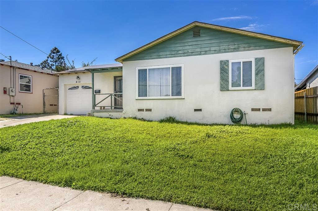 410 N Pierce St, El Cajon, CA 92020 is now new to the market!