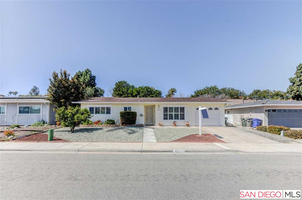 Another Property Sold - 922 La Tierra Dr, San Marcos, CA 92078