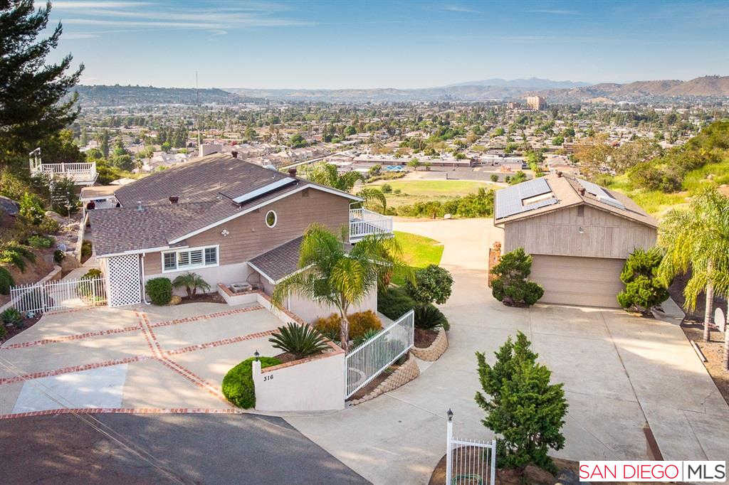 Another Property Sold - 316 Cajon View Dr, El Cajon, CA 92020