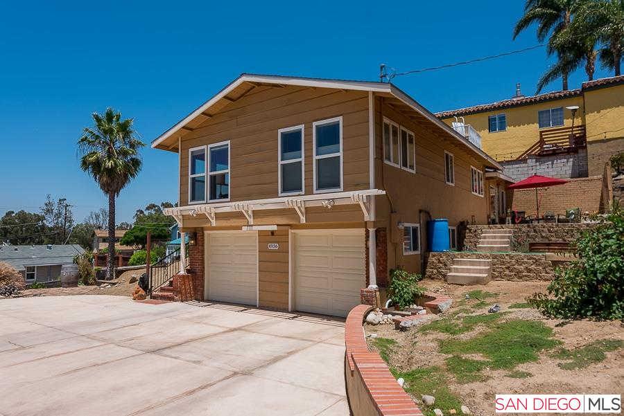 Another Property Sold - 4936 Colina Dr., LA Mesa, CA 91941