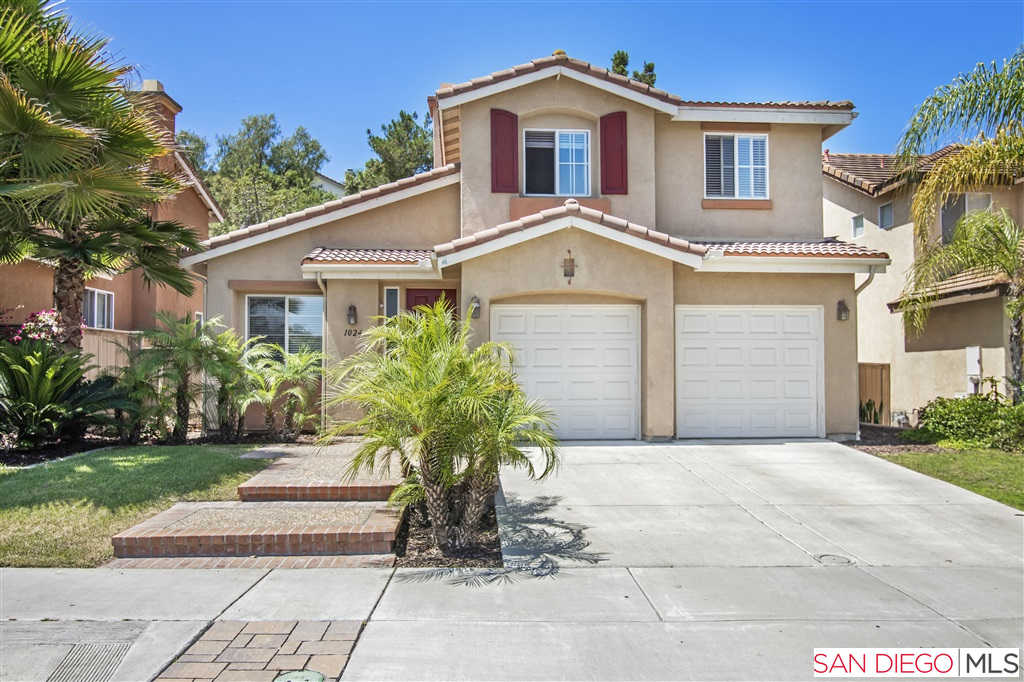 1024 Grass Valley Rd, Chula Vista, CA 91913 is now new to the market!