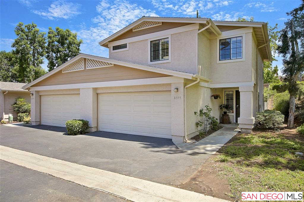 8395 Morning Mist Court, San Diego, CA 92119 is now new to the market!