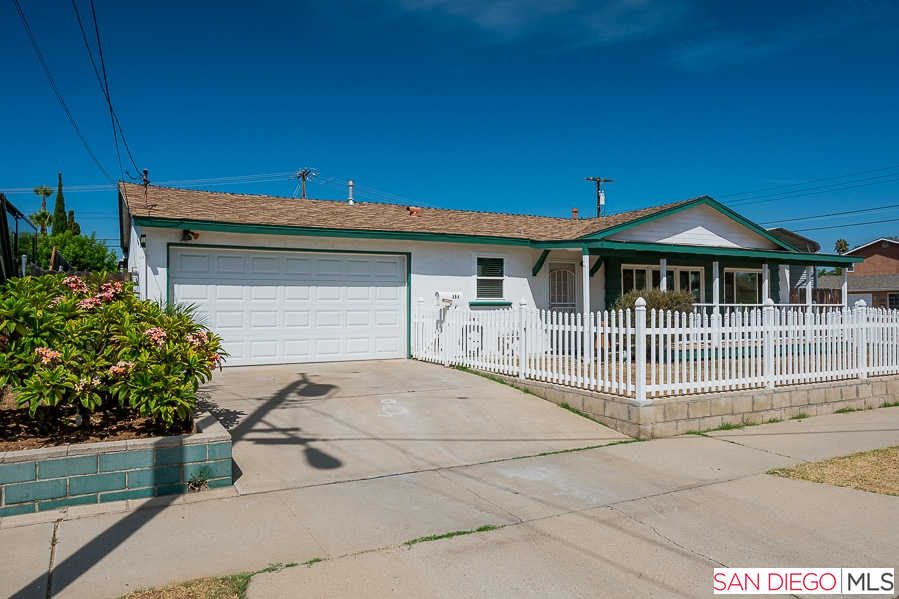 384 Nothomb St, El Cajon, CA 92019 now has a new price of $499,000!