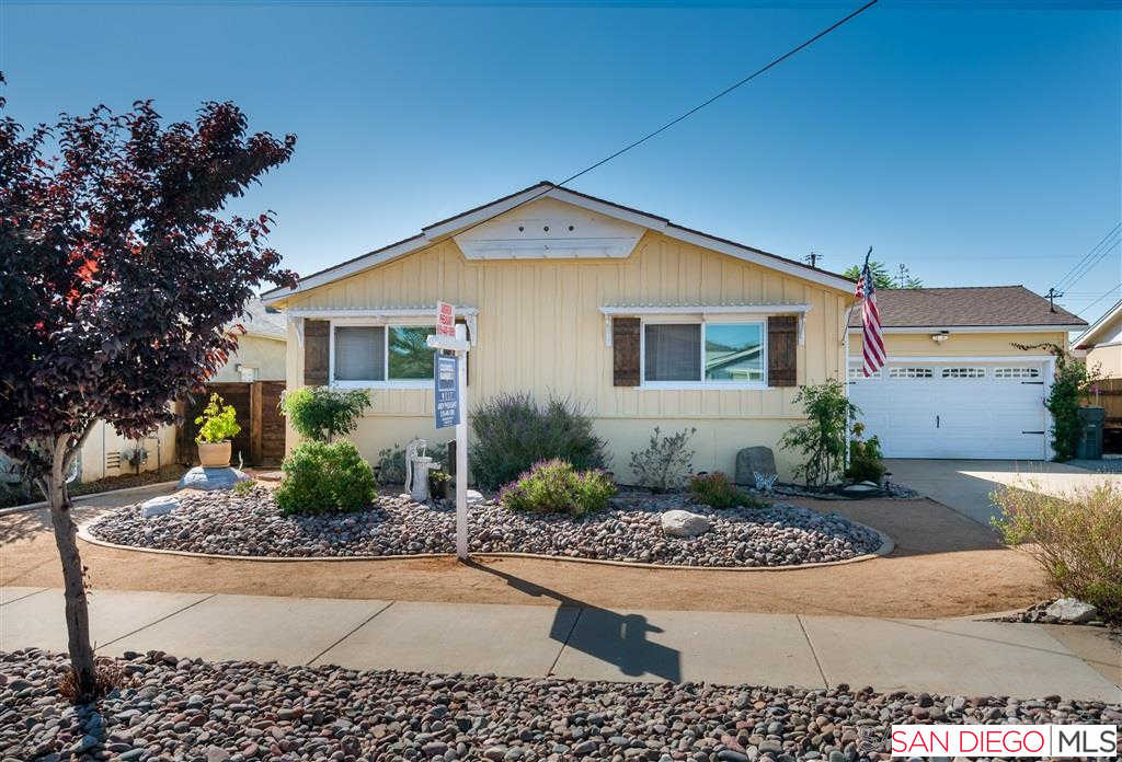 Another Property Sold - 246 Pictor Ln, El Cajon, CA 92019