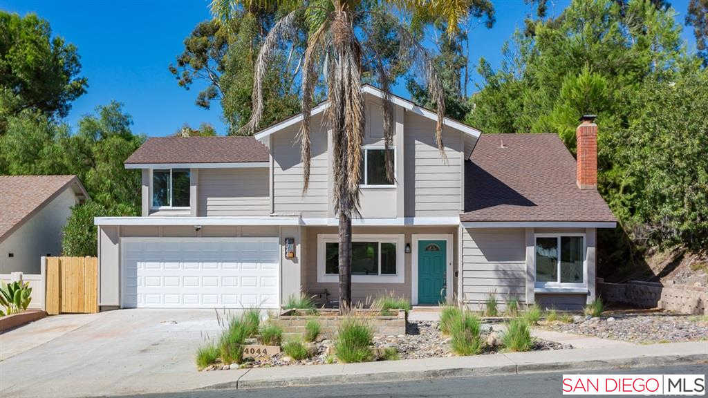 Another Property Sold - 4044 Tambor Rd, San Diego, CA 92124