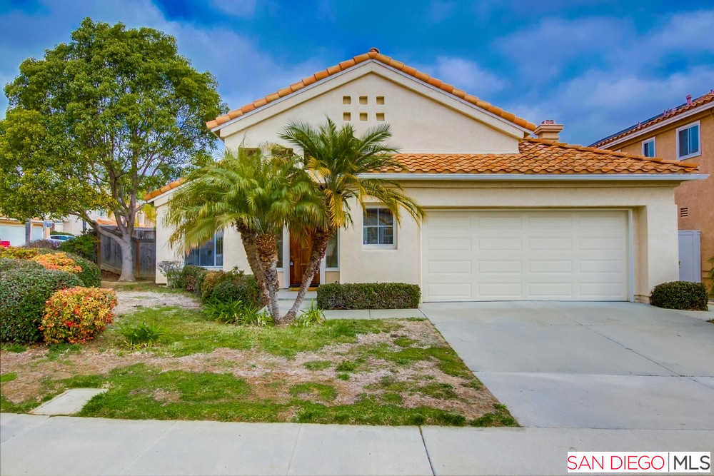 8454 Burr Lane, San Diego, CA 92129 is now new to the market!