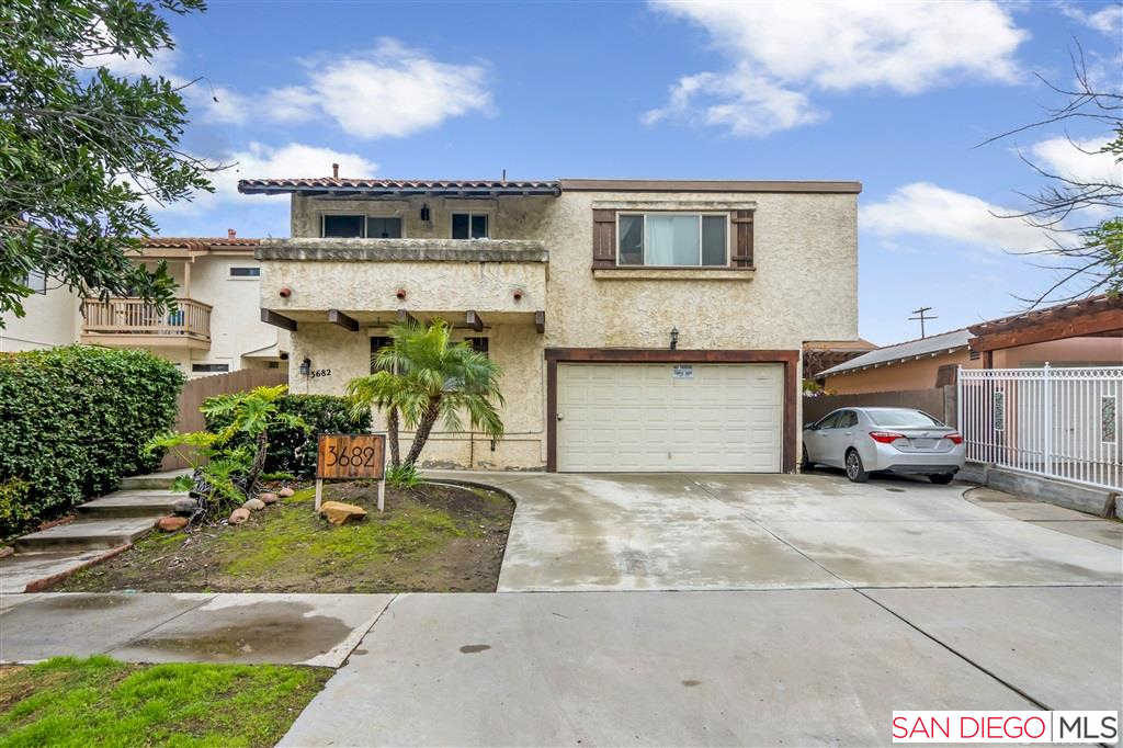3682 Nile St, San Diego, CA 92104 is now new to the market!