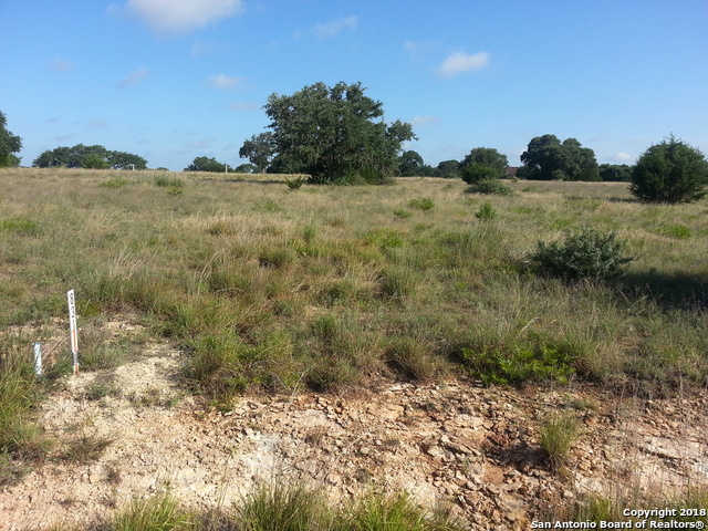 Lot 831 S Otto Lange, Blanco, TX 78606 now has a new price of $30,000!