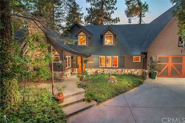 770 Crest Estates Drive, Lake Arrowhead, CA 92352 now has a new price of $784,800!