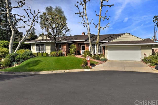 16635 Nanberry Road, Encino, CA 91436 now has a new price of $1,759,000!