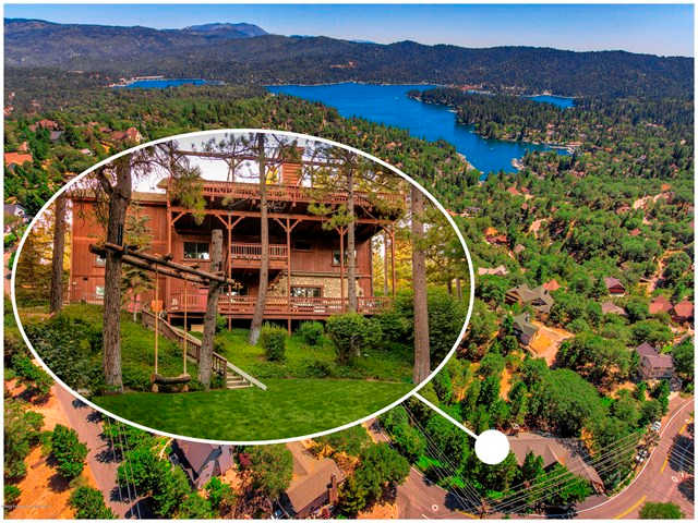 Another Property Sold - 27487 Matterhorn Drive, Lake Arrowhead, CA 92352