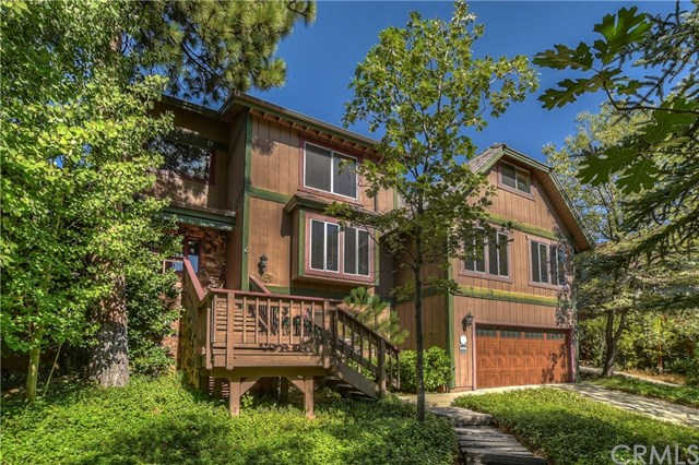 28088 Lachen Road, Lake Arrowhead, CA 92352 now has a new price of $549,000!