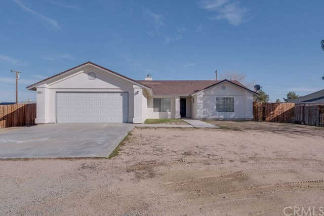 Another Property Sold - 20612 90th Street, California City, CA 93505