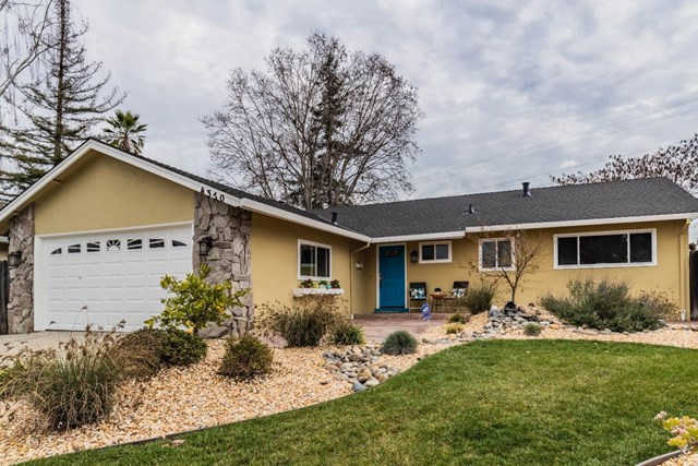 4370 Moran Drive, San Jose, CA 95129 is now new to the market!