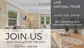262 Shoreline Boulevard, Mountain View, CA 94041