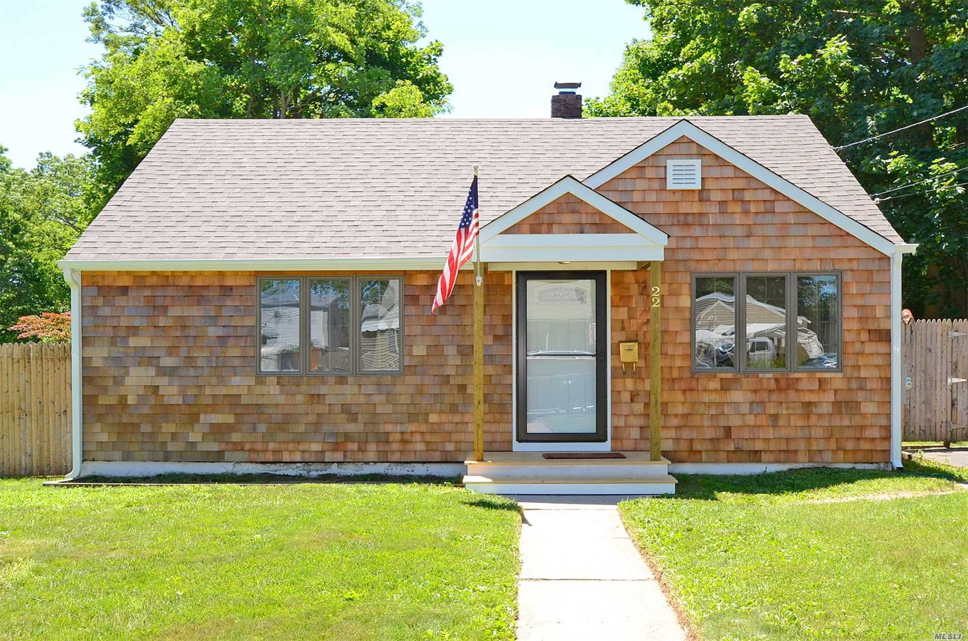 Another Property Sold - 22  Snyder  St Patchogue, NY