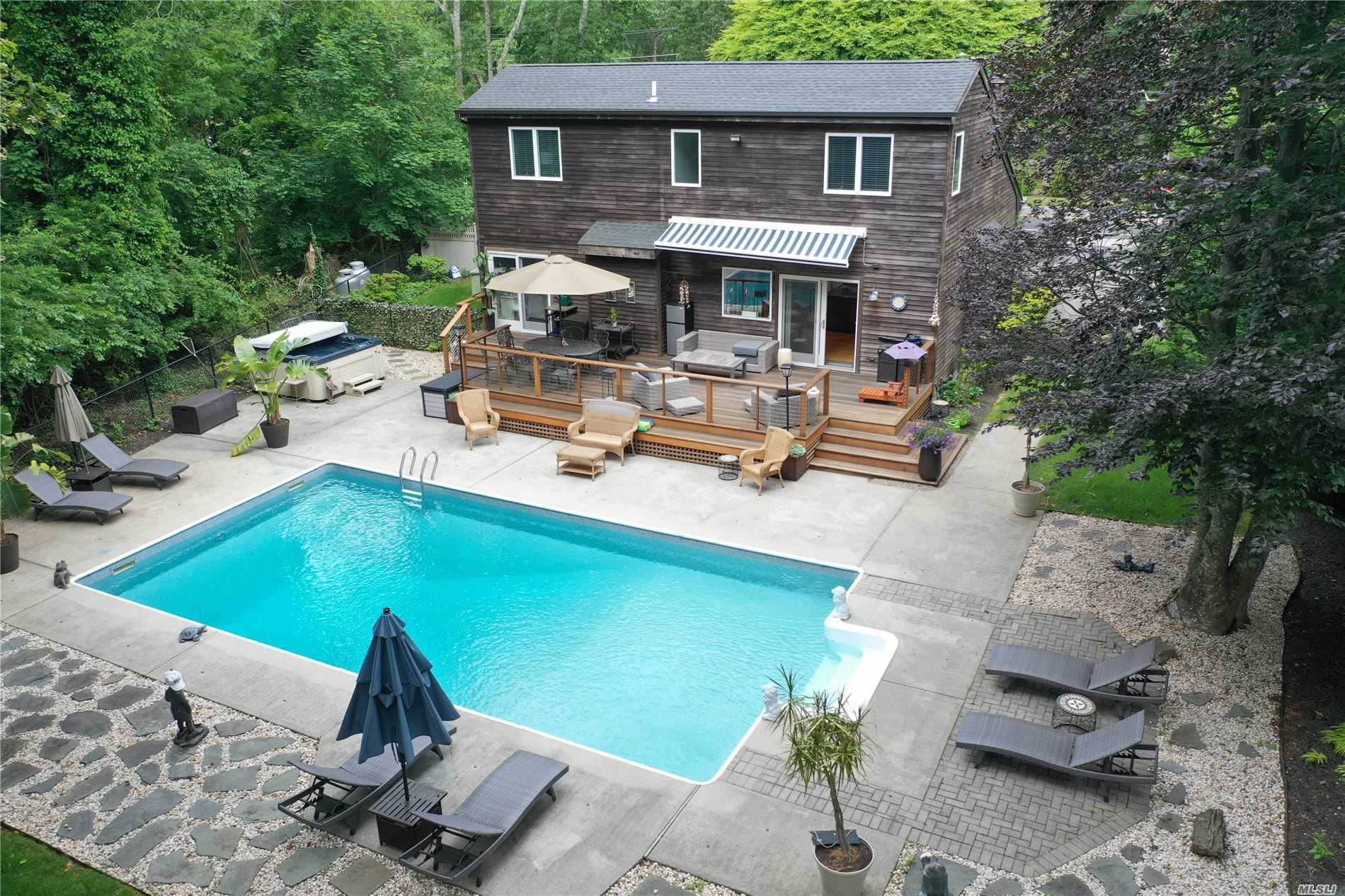 131 Lewis Rd, E. Quogue, NY 11942 is now new to the market!