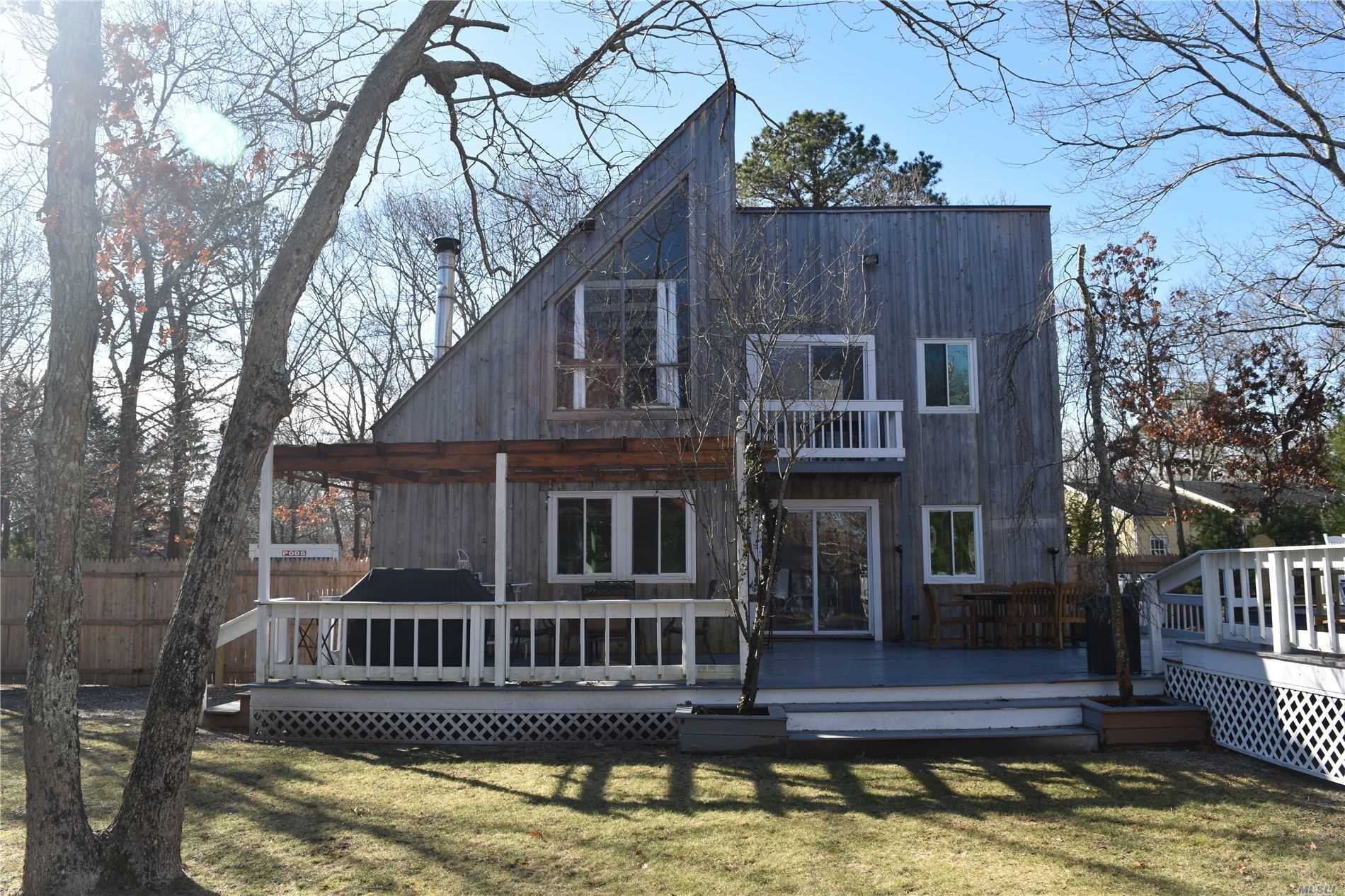 14 Chestnut Ln, E. Quogue, NY 11942 is now new to the market!
