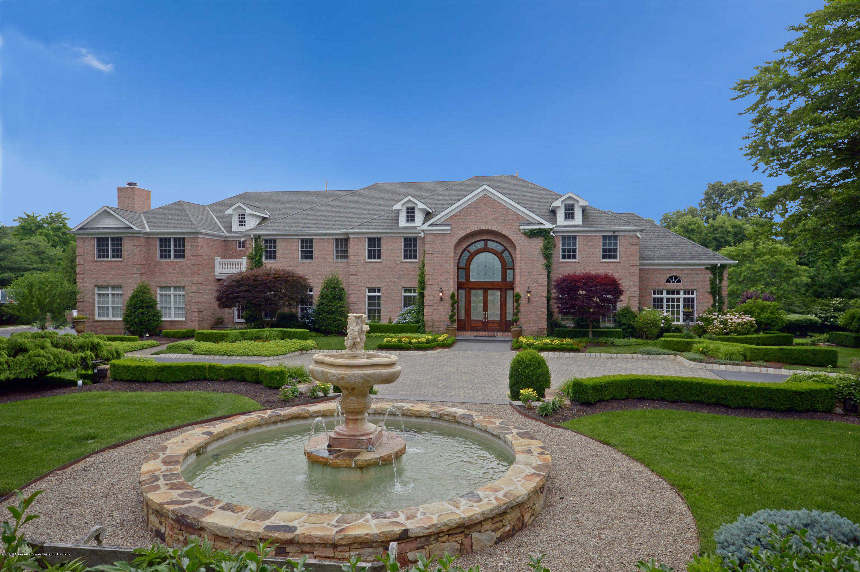 132 Heulitt Road, Colts Neck, NJ 07722 now has a new price of $2,700,000!