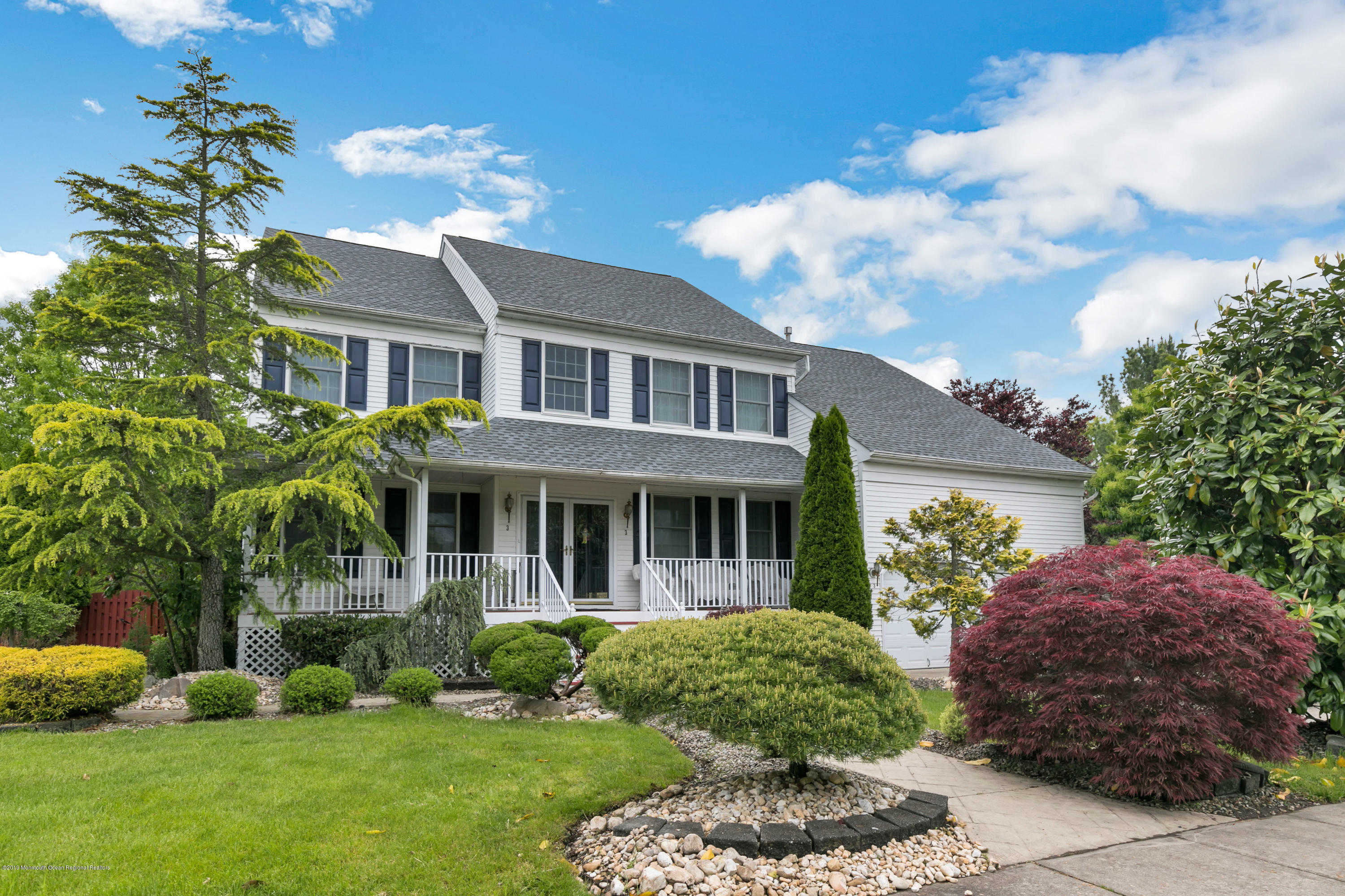Another Property Sold - 3 Paceview Drive, Howell (how), NJ 07731