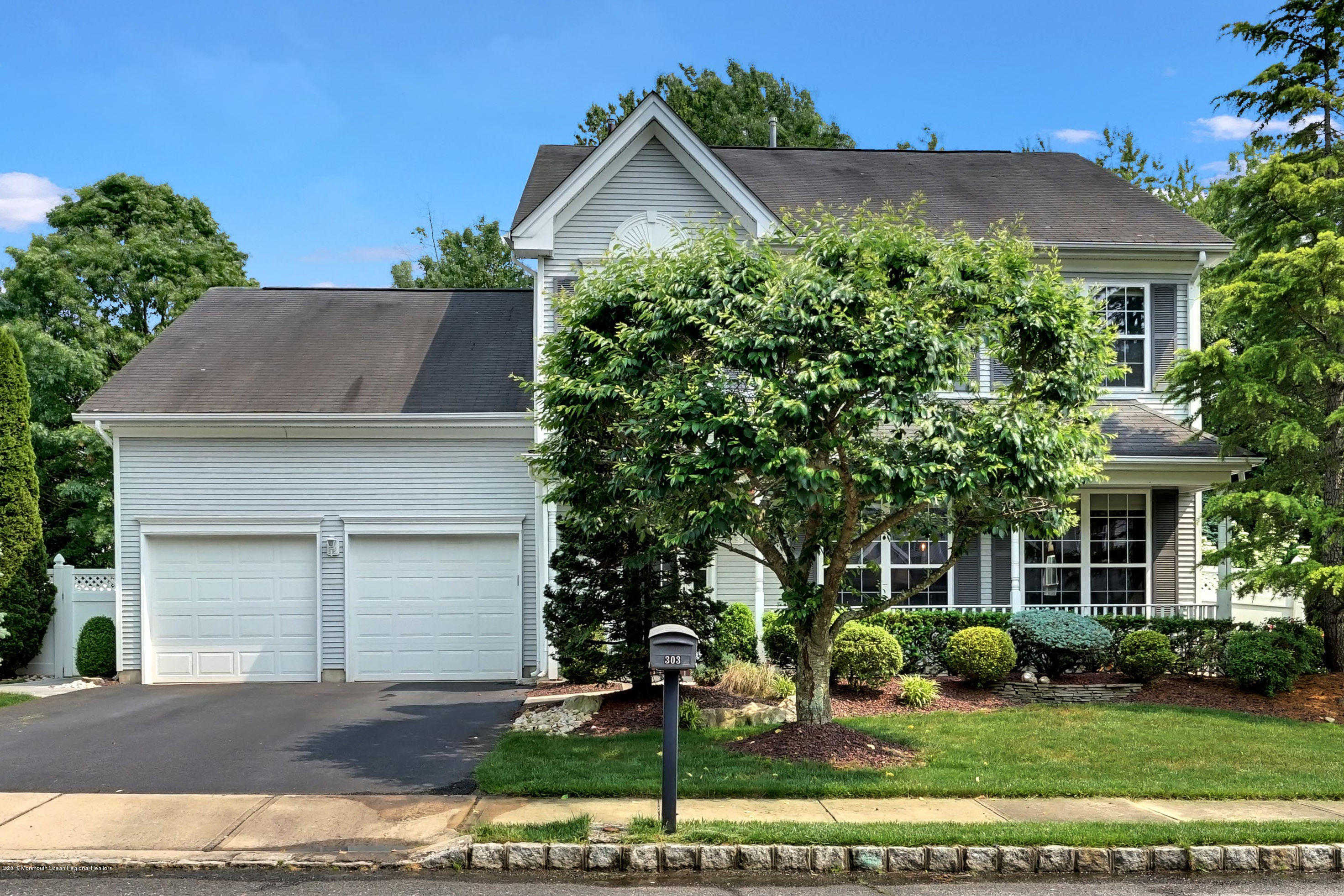303 Sundew Drive, Morganville, NJ 07751 now has a new price of $579,000!