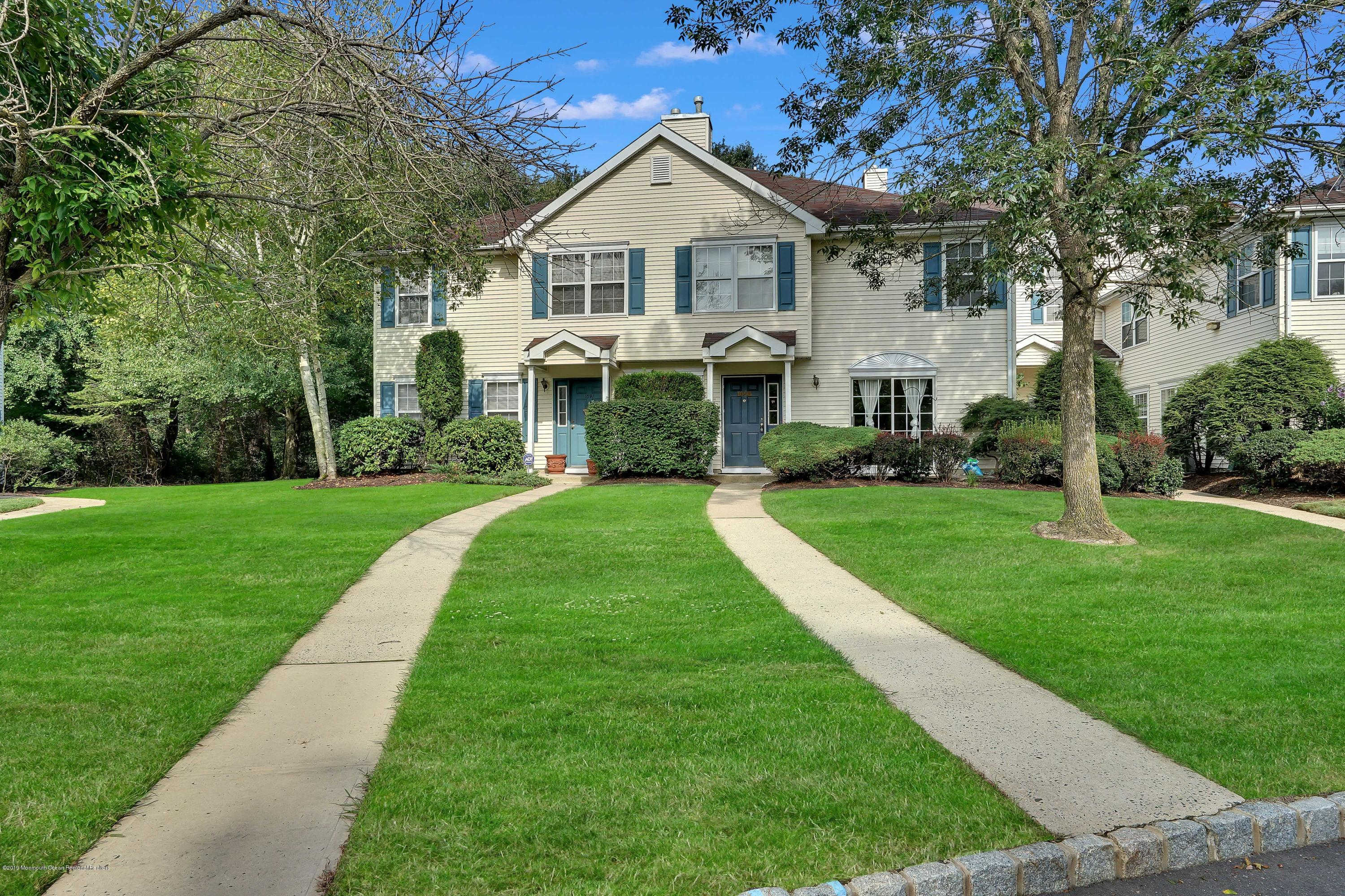 1089 Roseberry Court, Morganville, NJ 07751 now has a new price of $289,000!