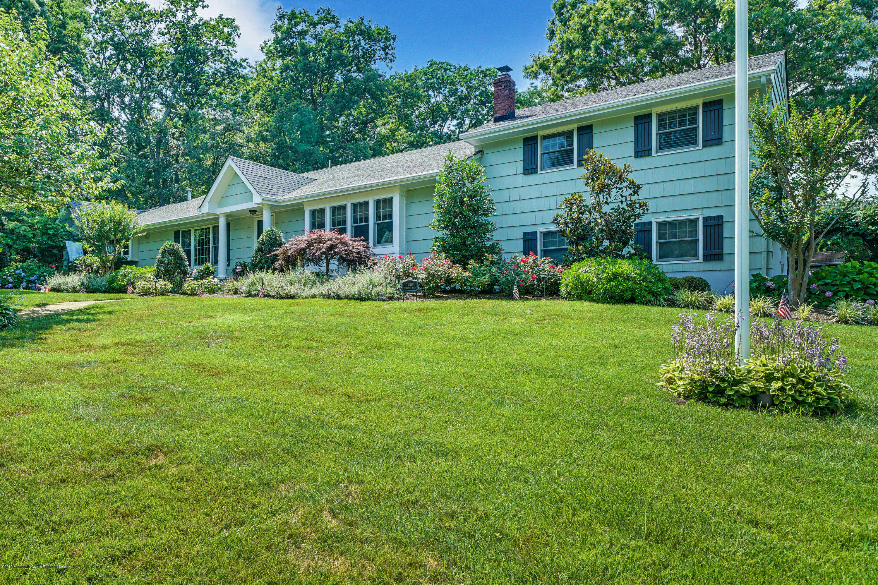 1001 Forrest Road, Brielle (bri), NJ 08730 now has a new price of $799,000!