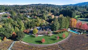 15 Hidden Valley Lane, Woodside, CA 94062