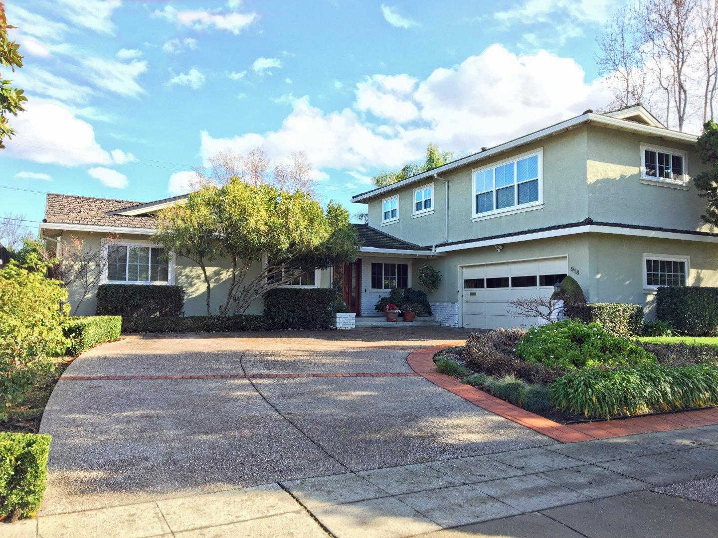 918 Radcliffe Drive, San Jose, CA 95117 now has a new price of $1,725,000!